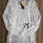 เสื้อผ้าเกาหลี พร้อมส่ง เดรสผ้าลูกไม้สีขาวงาช้างสไตล์โบฮีเมียน thumbnail 3