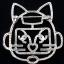 พร้อมส่ง diamond Chanel brooch เข็มกลัดชาแนล งานแมว thumbnail 4