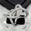 พร้อมส่ง Chanel Diamond Ring งานเพชร CZ แท้ thumbnail 2