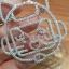 พร้อมส่ง diamond Chanel brooch เข็มกลัดชาแนล งานแมว thumbnail 5