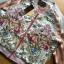 เสื้อผ้าเกาหลี พร้อมส่งบอมเบอร์แจ๊กเก็ตผ้าซาตินสีชมพูปักลายดอกไม้สไตล์สตรีท thumbnail 5