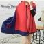 เสื้อผ้าเกาหลี พร้อมส่งผ้าคลุมไหล่แบรนด์ HERMESเนื้อผ้าสวยมาก thumbnail 3