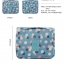 "TB59 กระเป๋าใส่อุปกรณ์อาบน้ำ ""Pattern Toiletry Pouch"" thumbnail 13"