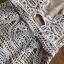 ชุดเดรสเกาหลีพร้อมส่ง เดรสผ้าลูกไม้สีขาวพร้อมซับในสีเนื้อสไตล์เซ็กซี่ thumbnail 13