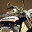 โมเดล Harley-Davidson Heritage Softail Classic - Limited Edition 2006 สเกล 1:10 by Franklin Mint thumbnail 7