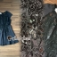 Furbelow Black Lady Dress thumbnail 7