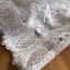 ชุดเดรสเกาหลี พร้อมส่งเดรสผ้าลูกไม้สีขาวสไตล์คลาสสิกสุดหวาน thumbnail 9