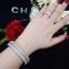 พร้อมส่ง Diamond Bangle & Ring เซตแหวน + กำไล thumbnail 6