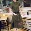 เสื้อผ้าเกาหลี พร้อมส่งAlexander McQueen 2015 thumbnail 1