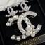พร้อมส่ง flower Chanel Brooch& Earring เข็มกลัด/ต่างหู thumbnail 1