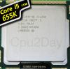 [1156] Core i5 655K (4M Cache, 3.20 GHz) Unlock