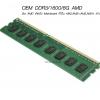 OEM DDR3/1600/8G (for AMD สำหรับ Mainboard ที่เป็น AM2,AM2+,AM3,AM3+ เท่านั้น)