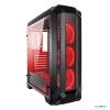 [ เคส+ซัพพาย ] Tsunami Pro Hero K2 (Black-Red) (ไม่มีซัพพาย)