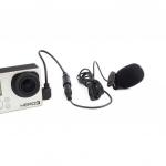 ไมโครโฟน สำหรับโกโปร ฮีโร่ Microphone Professional Microphone For Gopro Hero 3 3+ 4 Camera Stereo Mini USB