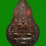 เหรียญเยือนอินเดีย หลวงปู่คำบุ วัดกุดชมภู อุบลราชธานี เลขสวย โค้ดชัด