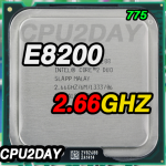 [775] Core 2 Duo E8200 (6M Cache, 2.66 GHz, 1333 MHz FSB)