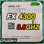 [AM3+] FX-4300 3.8Ghz Turbo 4.0Ghz