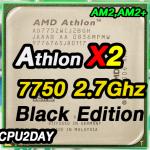 [AM2] Athlon 64 X2 775Z 2.7Ghz Black Edition