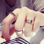 แหวน set แฟชั่นเกาหลี D1