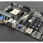 [MB FM2] BIOSTAR Hi-Fi A55S2 + เพลตหลัง
