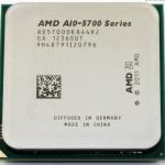 [FM2] APU A10-5700 3.4Ghz Turbo 4.0 Ghz