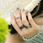 แหวน set แฟชั่นเกาหลี D3