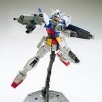 MG 1/100 Gundam AGE-1 Normal