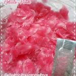 กลีบดอกซากุระสีชมพู