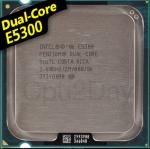 [775] Dual Core E5300 (2M Cache, 2.60 GHz, 800 MHz FSB)
