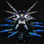 MG 1/100 Strike Freedom Gundam Full Burst Mode