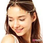 คาดผม Leaf Women Headwear Hair Band Style 2