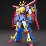 HGBF 1/144 038 Gundam Tryon 3