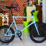 VENTUS Mini Fixed Gear - BLUE