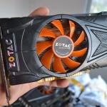 [VGA] ZOTAC GTX550Ti 1G 192BIT GDDR5