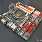 [MB 1156] BIOSTAR TH55B HD + (ไม่มีเพลตหลัง<<)