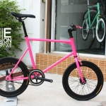 VENTUS Mini Fixed Gear - Pink