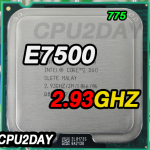 [775] Core 2 Duo E7500 (3M Cache, 2.93 GHz, 1066 MHz FSB)