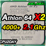 [AM2] Athlon 64 X2 4000+ 2.1Ghz
