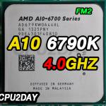 [FM2+] APU A10-6790k 4.0Ghz Turbo 4.3Ghz