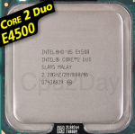 [775] Core 2 Duo E4500 (2M Cache, 2.20 GHz, 800 MHz FSB)