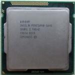 [1155] Pentium G645 แคช 3M, 2.90 GHz