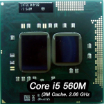 [CPU NB] Core i5-560M (3M Cache, 2.66 GHz)