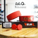 ผ้าพันแฮนด์ VELOX รุ่น High Grip 3.0 mm - Red