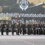 ผบ.ทบ. นำถวายสัตย์วันกองทัพไทย