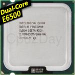 [775] Dual Core E6500 (2M Cache, 2.93 GHz, 1066 FSB)