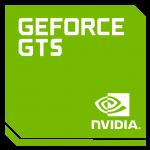 การ์ดจอ GTS