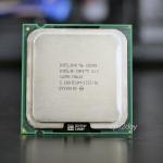 [775] Core 2 Duo E8500 (6M Cache, 3.16 GHz, 1333 MHz FSB)
