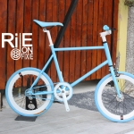 VENTUS Mini Fixed Gear - Blue/White