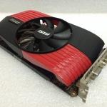 [VGA] MSI GTS450 1G 128BIT