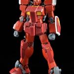 HGBF 1/144 026 Gundam Amazing Red Warrior